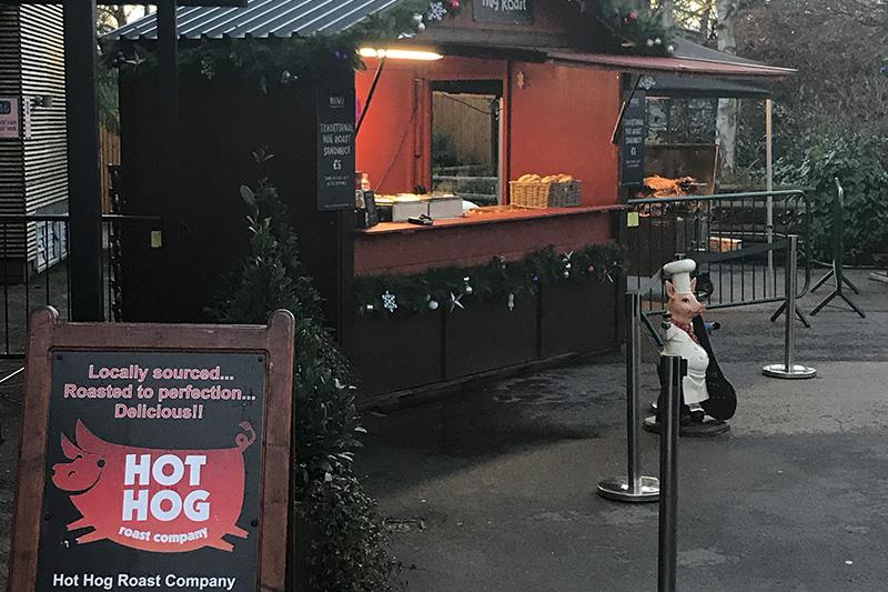 Hot Hog Roast Gallery